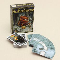 Weinlese Saboteur Kartenspiel Brettspiel