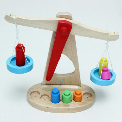Træ Balance Børn Early Learning Intelligence Legetøj