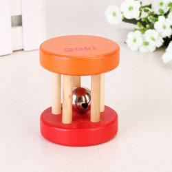 Wooden Bell Toy Early Childhood Music Educational Toys