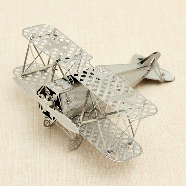 ZOYO Flygplan DIY 3D Laser Cut Modeller Pussel Modellbyggsatser