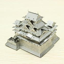 ZOYO Himeji Castle DIY 3D Laser Cut Modeller Pussel