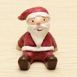 Zakka Santa Claus Furnishing Articles Funny Size