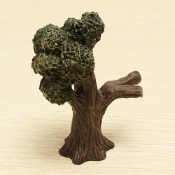 Zakka Tree Prop Moss Visa Landskapsinredningsartiklar Foto Props