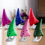 12 Hole Alto C Tone Plastic Legend of Zelda Ocarina Musical Instruments