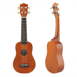 21 Inch Acoustic Soprano Hawaii Ukulele Musikinstrument