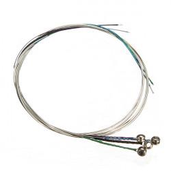 4/4 Full Size EADG Steel Wire Kärn Replacement Fiolsträngar