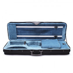 4/4 Square Violin Box Violin Case High-grade Lint