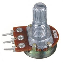 A500K OHM Audio POTS Gitarr Potentiometer Ersätt för Elgitarr