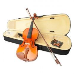 Astonvilla AV05 4.4 Glossy Fichtenholz akustische Violine mit Zubehör