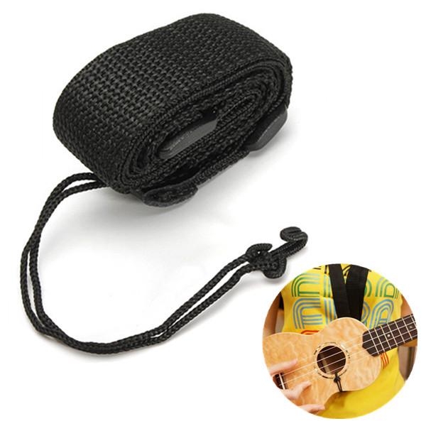 Adjustable Nylon Ukulele Strap With Hook For Ukuleles Musical Instruments