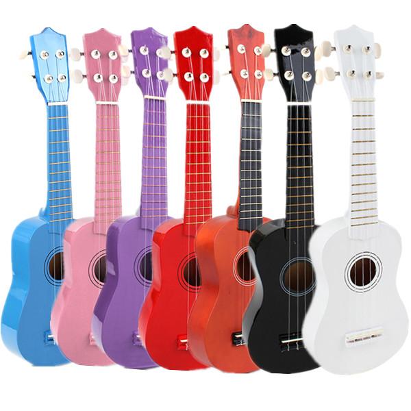 Nybörjare Ukulele Uke Mahalo Soprano Musikinstrument Barn Vuxen Musikinstrument
