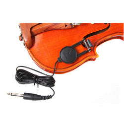 Cherub WCP 60V Akustik Tonabnehmer Pick up für Violine Musikinstrument