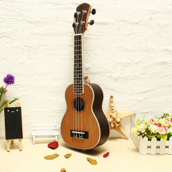 "Deviser 21"" Hawaiian Saiteninstrument Ukulele UK21 80S"