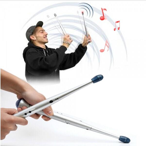 Elektronisk Stockar Rhythm Sticks Musical Party Gimmick Musikinstrument