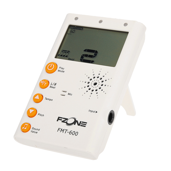 FZONE FMT-600 Metro-Tuner Digital Musical Instruments Expert Musical Instruments