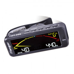 Flanger FMT-209 Clip-on Stämmning LCD Digital Akustisk Clip-on Tuner