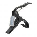 Folk Acoustic Electric Tune Quick Change Trigger Guitar Capo Black Musical Instruments