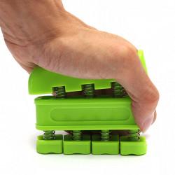 Hand Forearm Finger Wrist Exerciser Tension Extend Grip Strengthener