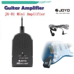 JOYO JA-01 Mini Guitar Amplifier AMP MP3 Input 3.5mm with Earphone