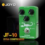JOYO JF 10 Dynamischer Kompressor Gitarre Effektpedal True Bypass Musikinstrumente