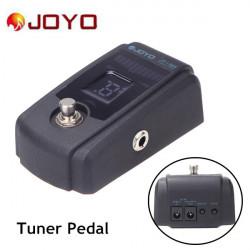 Joyo JT 305 Gitarren Pedal Tuner True Bypass 4 Anzeige Metallgehäuse