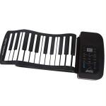 Konix 61 Key MIDI Keyboard tragbare elektronische Roll Up Piano PA61 Musikinstrumente