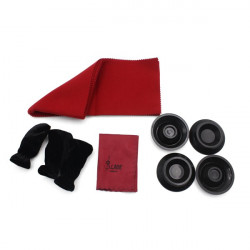 LADE 4 IN 1 Piano Kit sicher Set Cleaning Kit Piano Zubehör