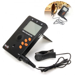 Musedo MT-31W 3 in 1 Digital LCD Automatic Sax Clarinet Tuner