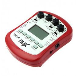 NUX PG-2 Bärbar Gitarr Elektrisk Pedal Multifunktionell Portable