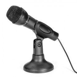 Netzwerk Mikrofon für PC Karaoke Multimedia Anwendungen