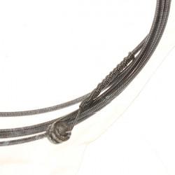 Nyt Sæt Af 6 Steel Strings Gauge for Elektrisk Guitar