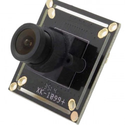 1000TVL FPV HD COMS Camera 2.8mm Wide Angle Lens for Multicopters PAL
