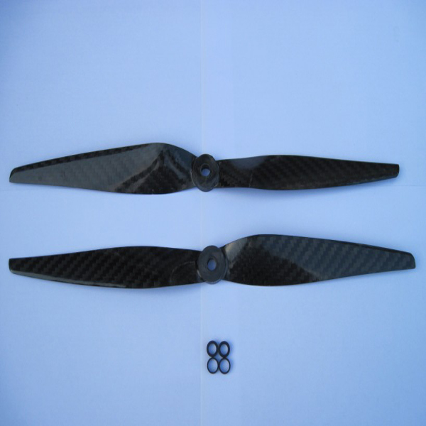 10x5 Carbon Fiber CW/CCW Props For RC Models RC Toys & Hobbies