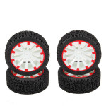 1/10 On-Road Tyre 4 PCS For HSP Tamiya Losi
