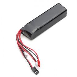 11.1V 2200mAh 8C Lipo Battery For FS/MC6 JR Transmitter