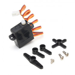 1.7G Low Voltage Digital Servo Orlandoo OH35P01 KIT RC Autoteile