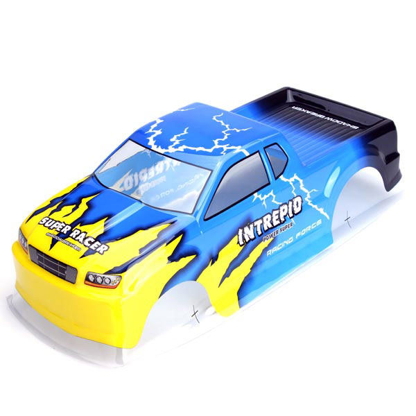 1/8 Monster Truck Body Shell Without Punching for TAMIYA RC Toys & Hobbies