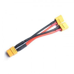 1 To 2 Battery Expansion Cable Wire For DJI Phantom