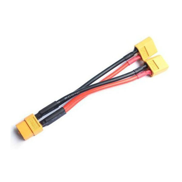 1 To 2 Battery Expansion Cable Wire For DJI Phantom RC Toys & Hobbies