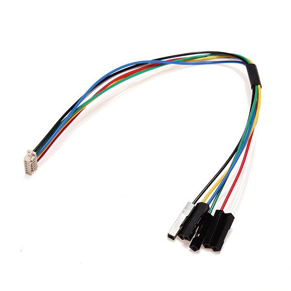 20cm APM 2.5 6Pin Verbindungsstück Draht Kabel für APM 2.5 6Pin RC Spiele & Hobbies