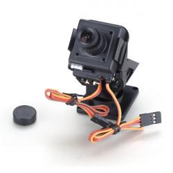 211 600TVL CCD PAL / NTSC FPV Mini Kamera & 211 Gimbal & 2 Aix Sevro