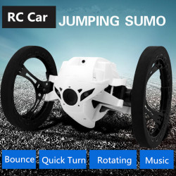 2.4G 4CH Bounce Car RC Car Jumping Sumo Roboter