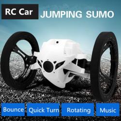 2.4G 4CH Bounce Bil RC Bil Jumping Sumo Robot