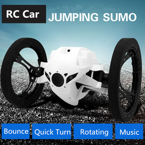 2.4G 4CH Bounce Car RC Car Jumping Sumo Roboter RC Spiele & Hobbies