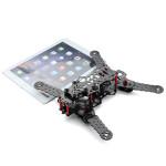 270mm Variant Insect Kolfiber Quadcopter Multicopter Folding Frame Kit Radiostyrt