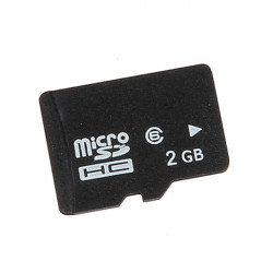 2GB microSD TF Minneskort för RC Quadcopter Kamera