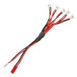 2 I 5 JST Kontaktdon med Wire Kabel 15cm för RC Helikopter Modell Radiostyrt