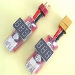 2S-6S Lipo Batteri Converter Laddare för RC Modell med Electron