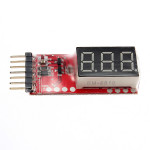 2S 6S RC Hubschrauber Digitalvoltmeter für LiPo Akkus RC Spiele & Hobbies