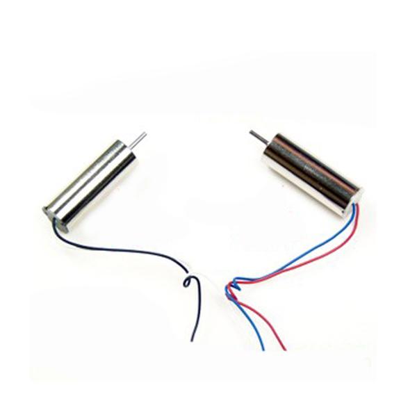 2x7mm Ihåliga Cup Motors till Hubsan X4 Walkera Nyckelpiga / Nyckelpiga V2 Radiostyrt